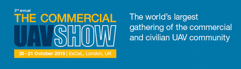 Image for Vulcan to Exhibit at the Commercial UAV Show London 2015