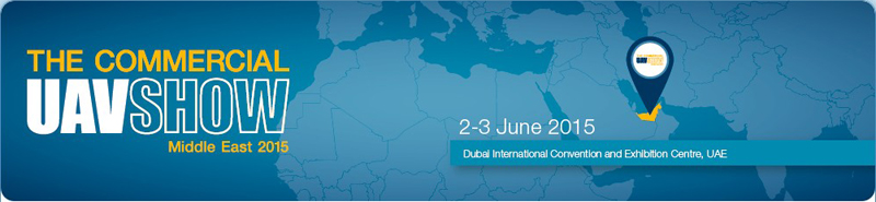 Image for Vulcan to attend Commercial UAV Show in Dubai, June 2015
