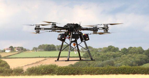 Image for Vulcan UAV Smart Winch